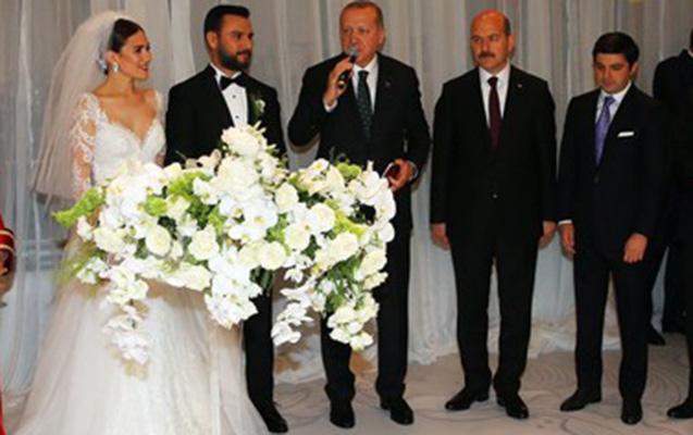 Anar Məmmədov Alişanın nikah şahidi oldu - Video