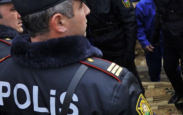 Azərbaycanda əməliyyat - Polis yaralandı, vəziyyəti kafidir