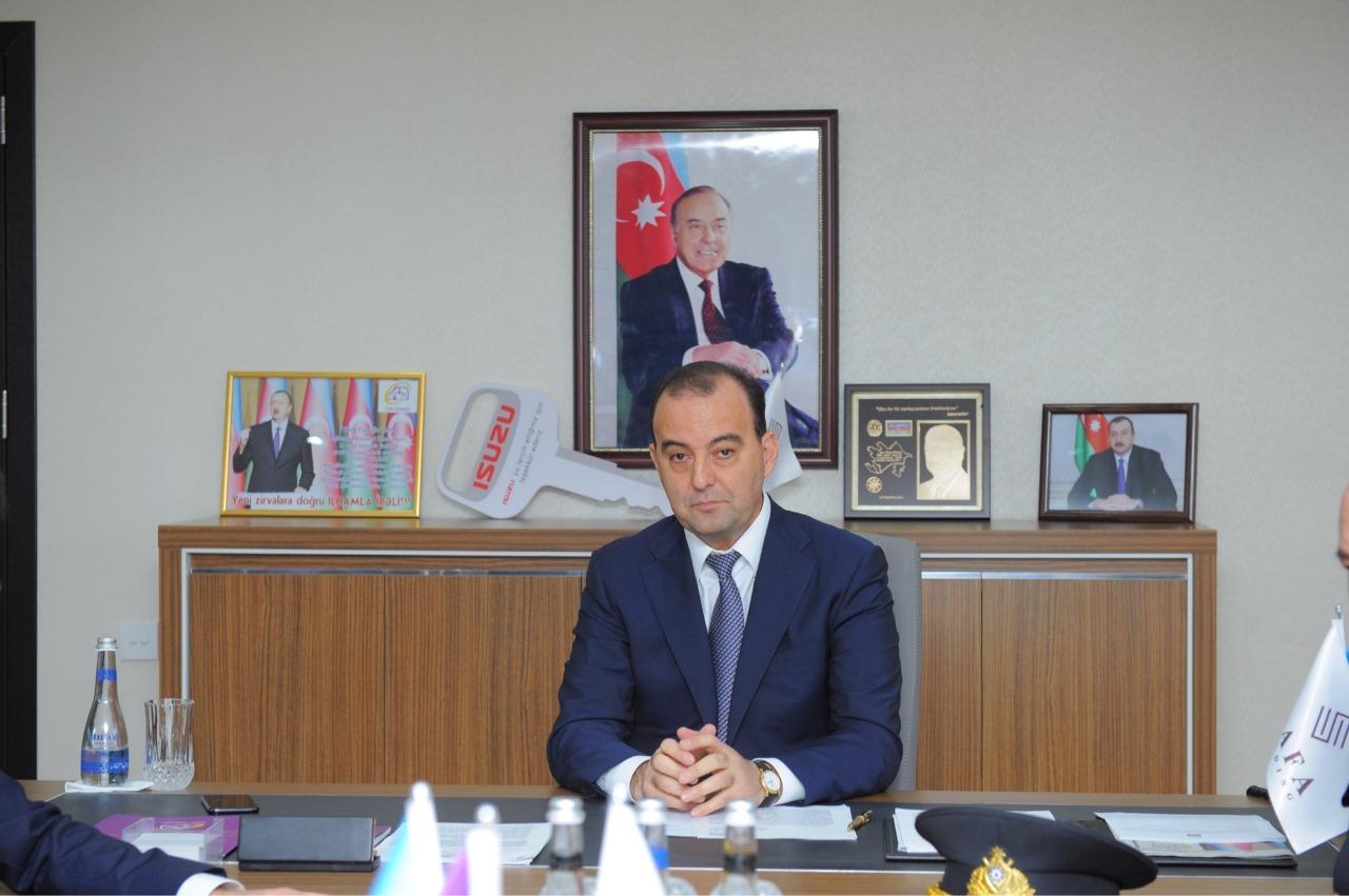 """""""Xaliq Faiqoğlu"""" Şirkətində Heydər Əliyevə həsr olunmuş tədbir keçirilib"""