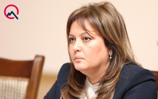 Umayra Tağıyevaya yeni vəzifə verildi