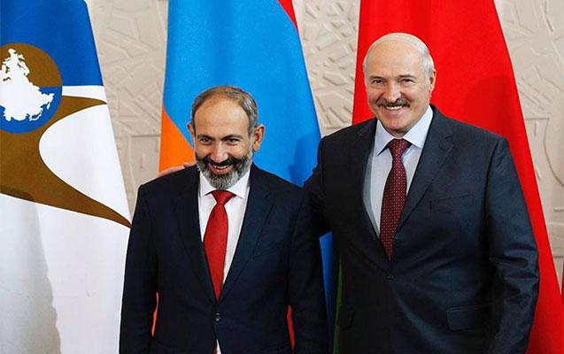 Paşinyan Azərbaycana silah satılması məsələsini qaldırdı