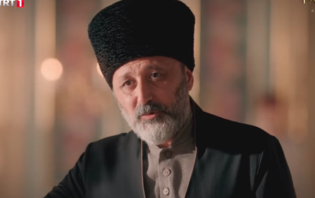 Hacı Zeynalabdin Tağıyev məşhur türk serialında