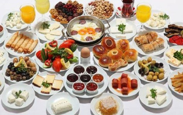 Ramazan süfrələrində hansı qidalar olmalıdır?