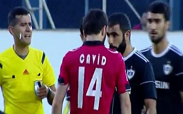"""""""Qəbələ"""" - """"Qarabağ"""" matçında dava"""