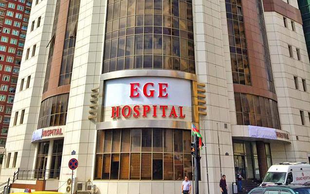 Yeni fəaliyyətə başlayan Ege Hospitalda