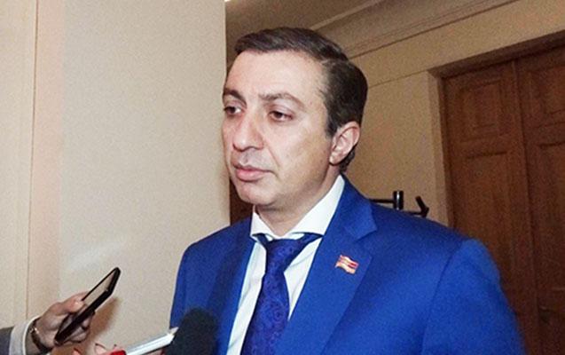 Ermənistanda deputatın köməkçisi həbs edilib
