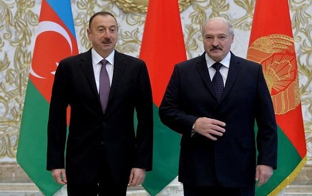 Lukaşenko Əliyevə məktub göndərdi
