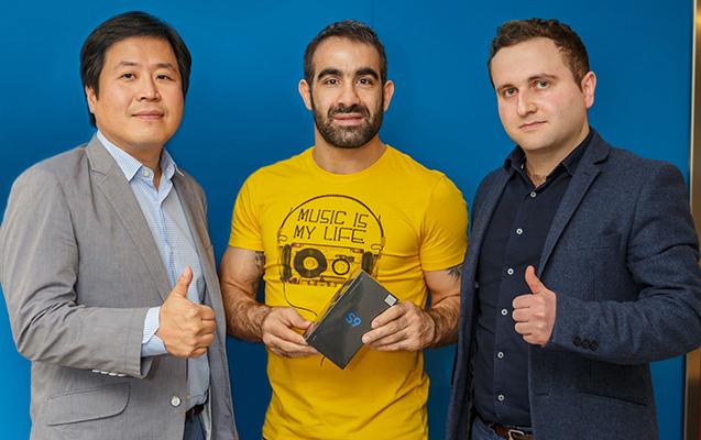 Samsungdan yeni layihə