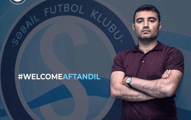"""""""Səbail""""ə yeni məşqçi gəldi"""
