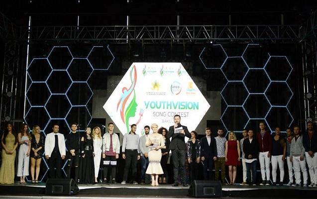"""Bakıda """"Youthvision 2018"""" mahnı müsabiqəsi keçirildi"""
