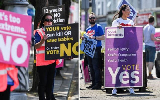 İrlandiyada abortun ləğvi üçün referendum keçirilir