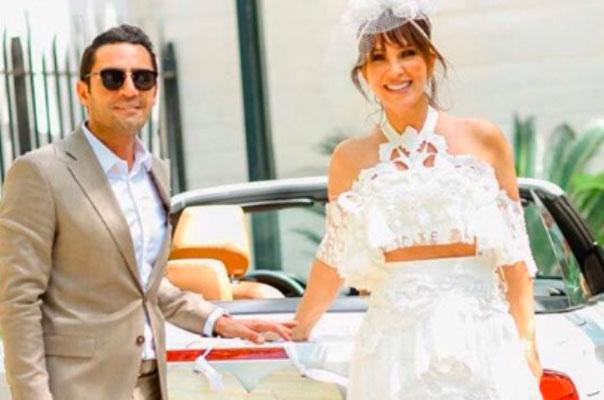 Seren Serengillə Yaşar İpək Fransada evləndi