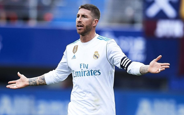 Ramos zədəsini sağaltdı