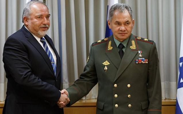 Rusiya və İsrail müdafiə nazirləri görüşəcək