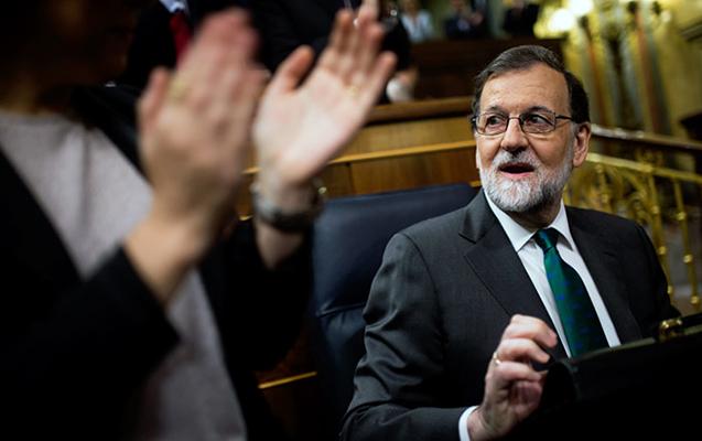 İspaniya baş naziri istefa verdi - Korrupsiya qalmaqalı