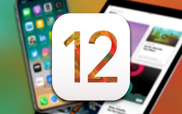 """""""Apple"""" istifadəçilərinə şad xəbər - """"iOS 12"""" təqdim edildi"""