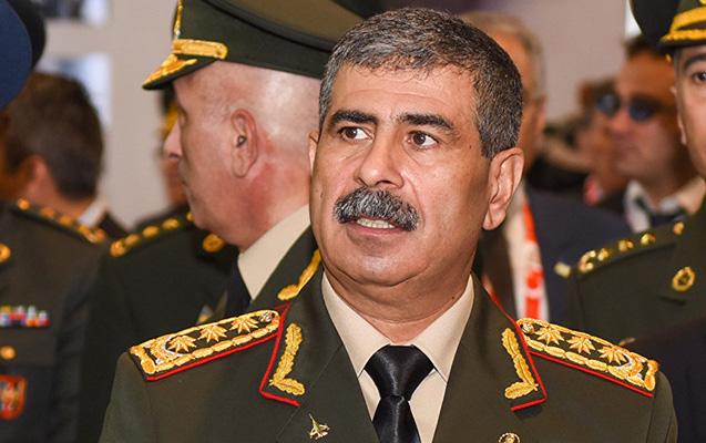 Zakir Həsənov işğaldan azad edilən kəndlərdən danışdı