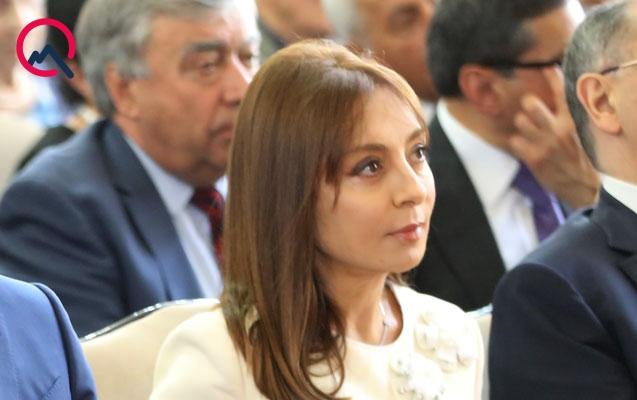 Nərgiz Paşayeva vitse-prezident seçildi