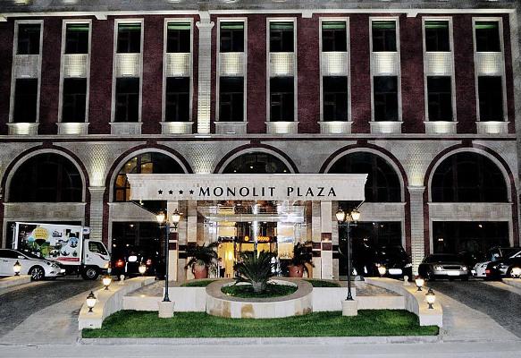 Bakıda lüks hotel küveytli investora satıldı