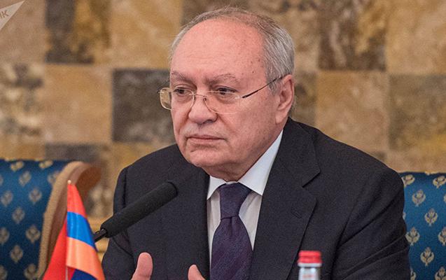 Ermənistanda daha bir yüksək vəzifəli istefa verdi
