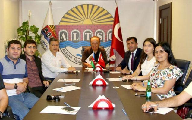 Alanyada azərbaycanlılar 190 ev alıb