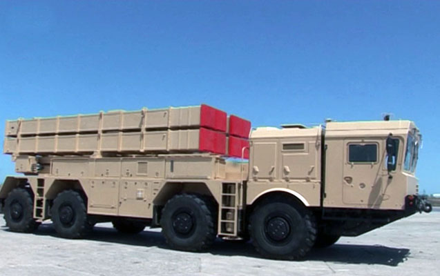 Azərbaycan ordusunun yeni raket sistemi