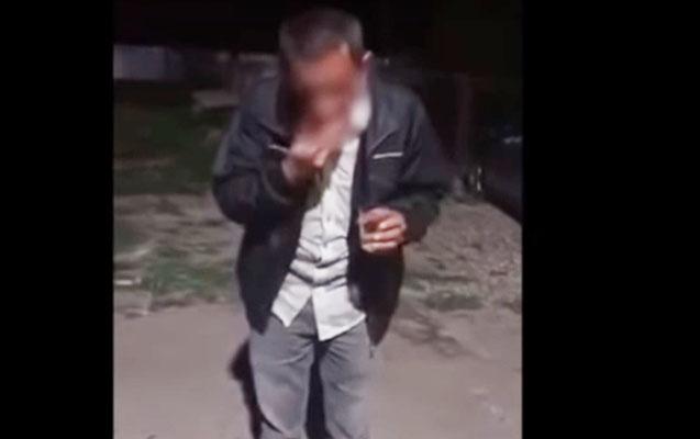 Azərbaycanlını alçaldıb videoya çəkdilər