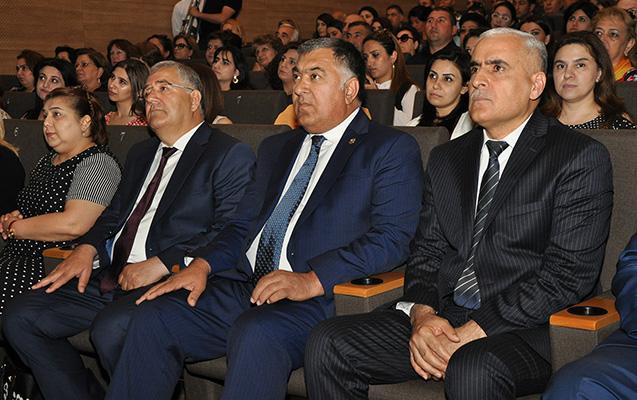 Qurtuluş Gününə həsr olunan tədbir keçirilib