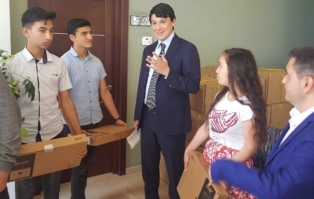 Fuad Muradov Gürcüstanda yaşayan azərbaycanlılarla görüşüb