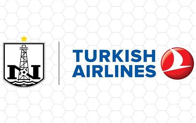 """""""Neftçi"""" """"Türk Hava Yolları"""" ilə müqavilə imzaladı"""