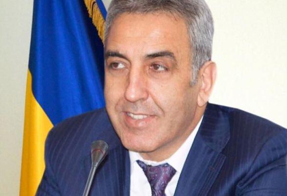 Ukraynada azərbaycanlı nazirin müşaviri təyin olundu
