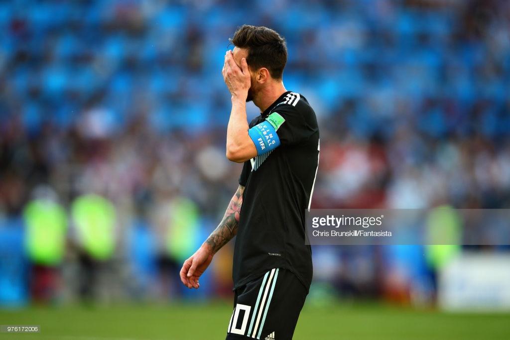 Messi penaltini qaçırdı, Argentina xal itirdi
