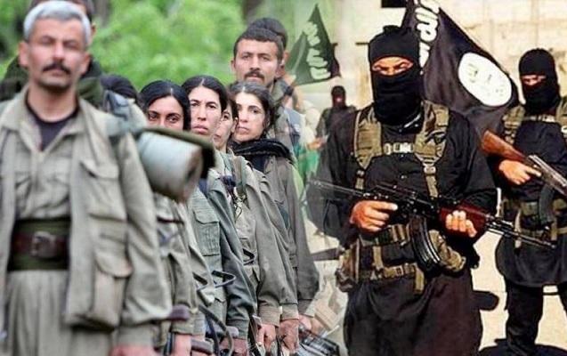 PKK tərrorçuları İŞİD əsirlərini təhvil verdi
