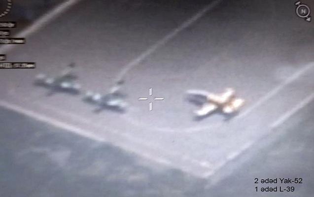 Müdafiə Nazirliyi Xocalı aeroportundan fotolar paylaşdı