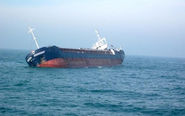 Türkiyə gəmisi və 13 nəfər xilas edildi