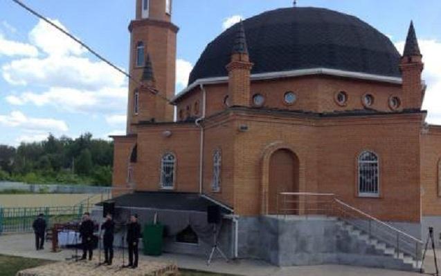 Moskvada daha bir məscid istifadəyə verildi