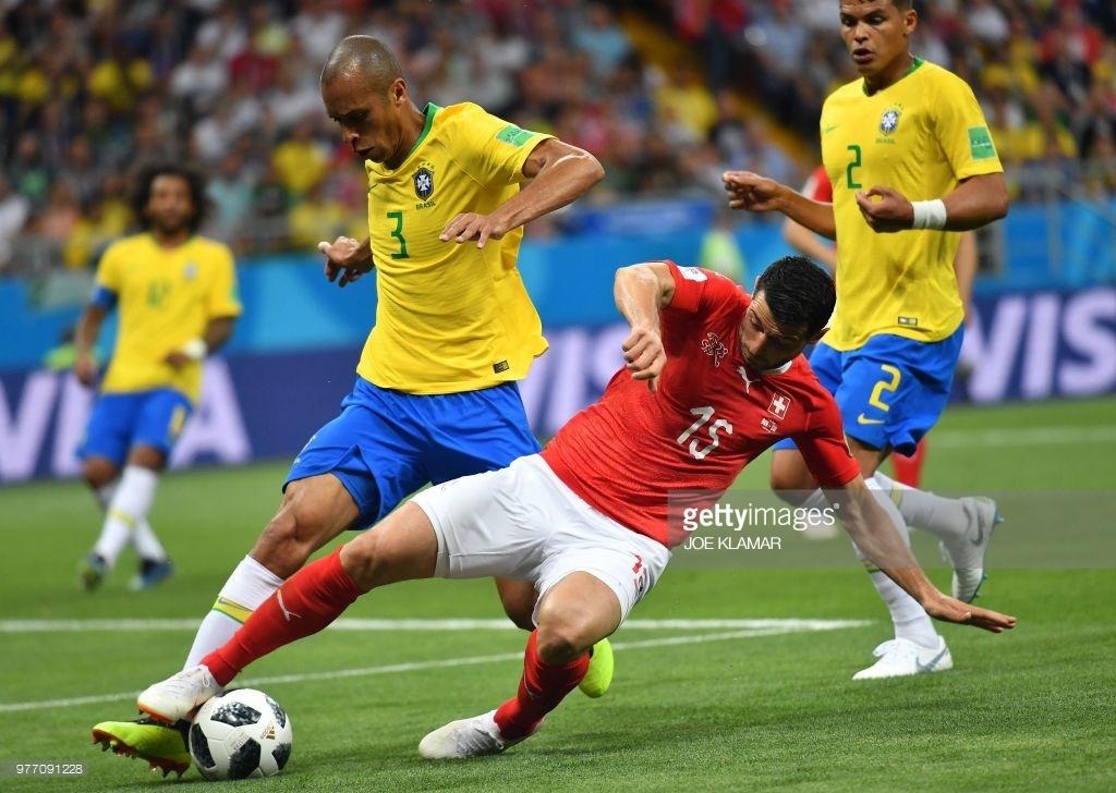 Braziliya da xal itirdi