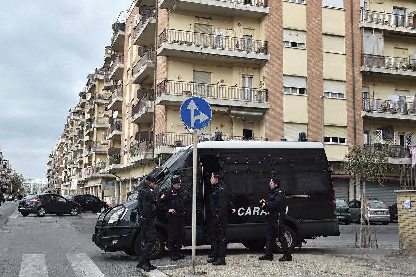 İtaliyada 60-a yaxın mafiya üzvü həbs edilib