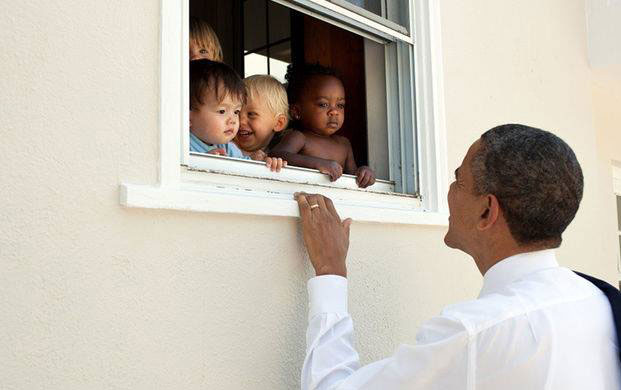 Barak Obamanın adı məktəbə verilir