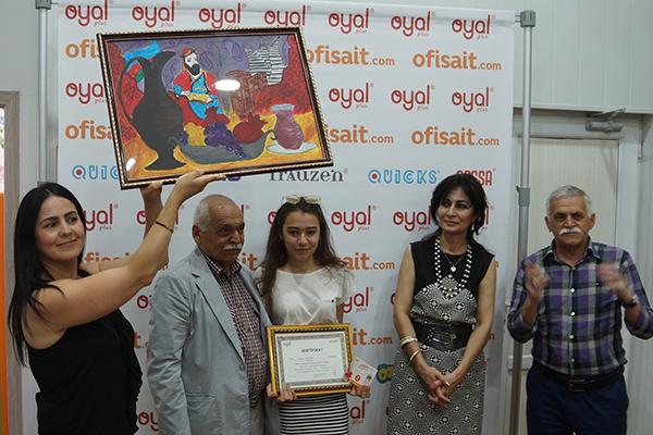 """""""Mənim Azərbaycanım"""" rəsm müsabiqəsi başa çatıb"""