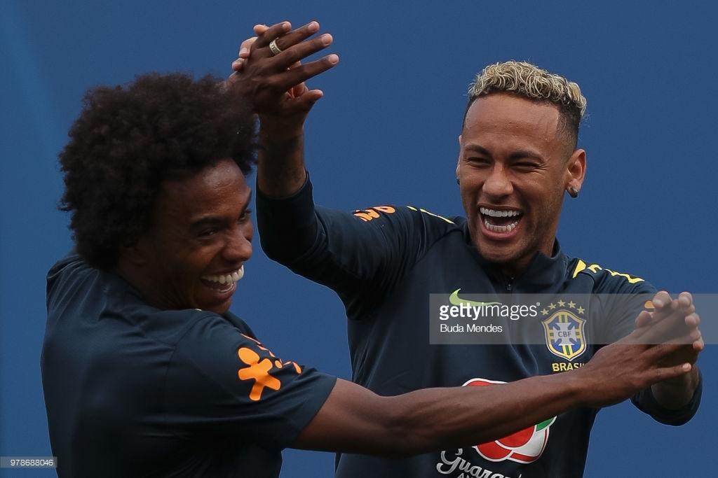 Neymar Kosta-Rikaya qarşı oynayacaq