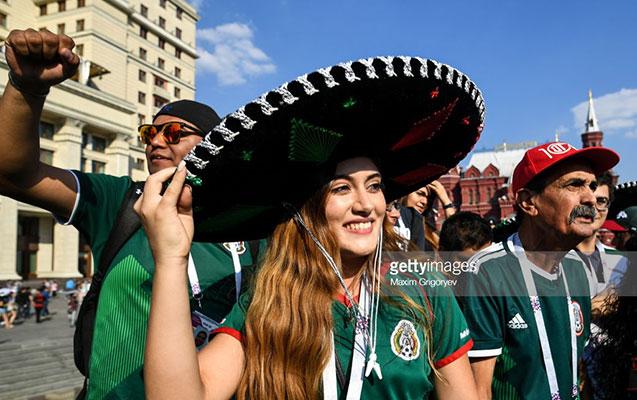 FİFA Meksikanı cərimələdi