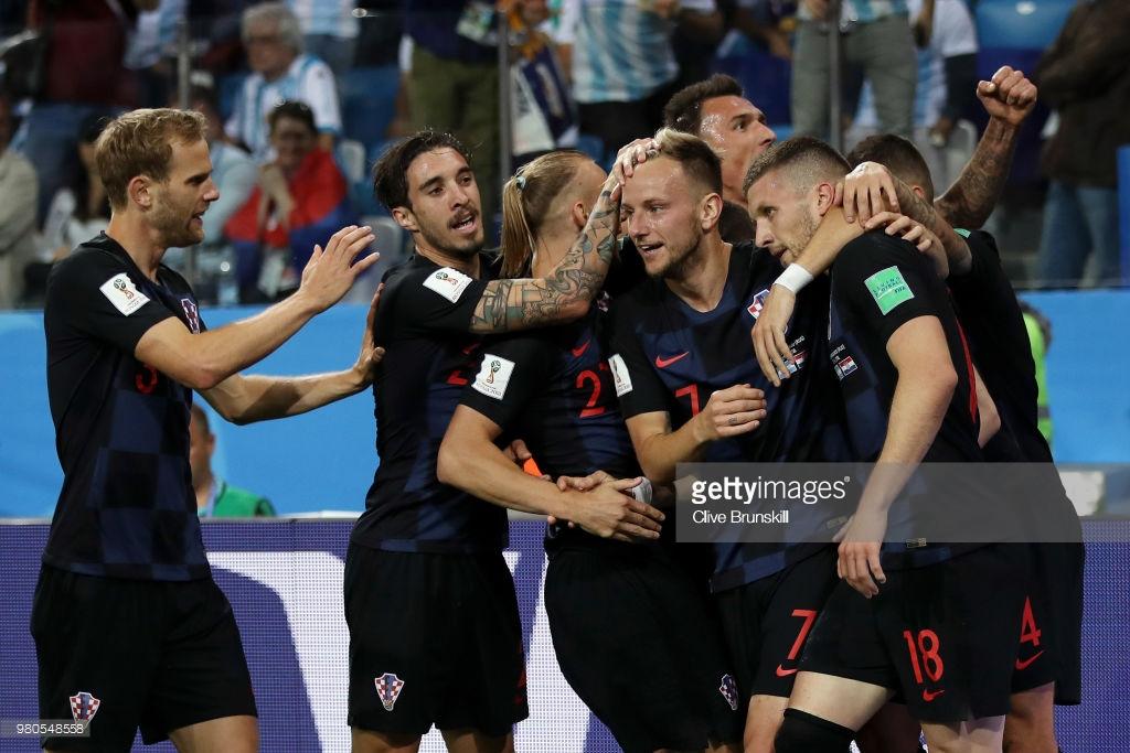 Xorvatiya 20 il sonra qrupdan çıxdı
