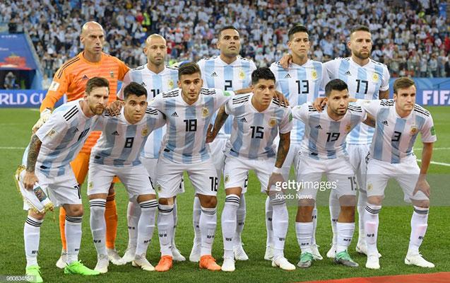 Lionel Messi və 7 futbolçu Argentina millisindən gedir