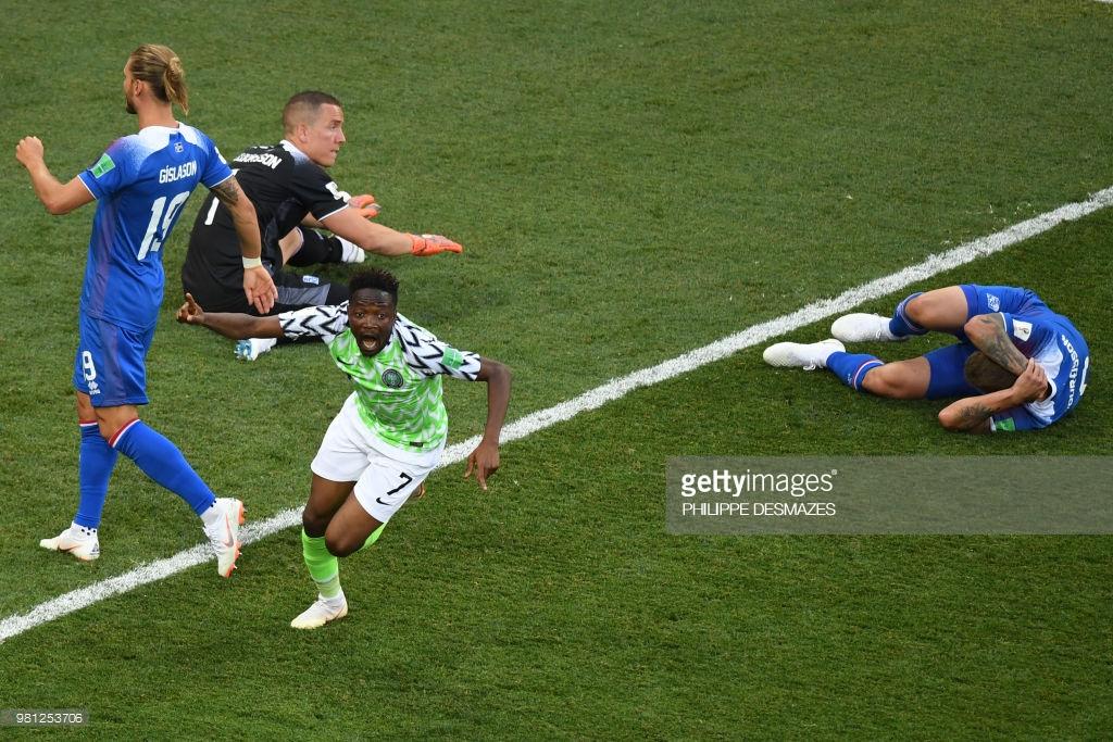Nigeriyanın qələbəsi