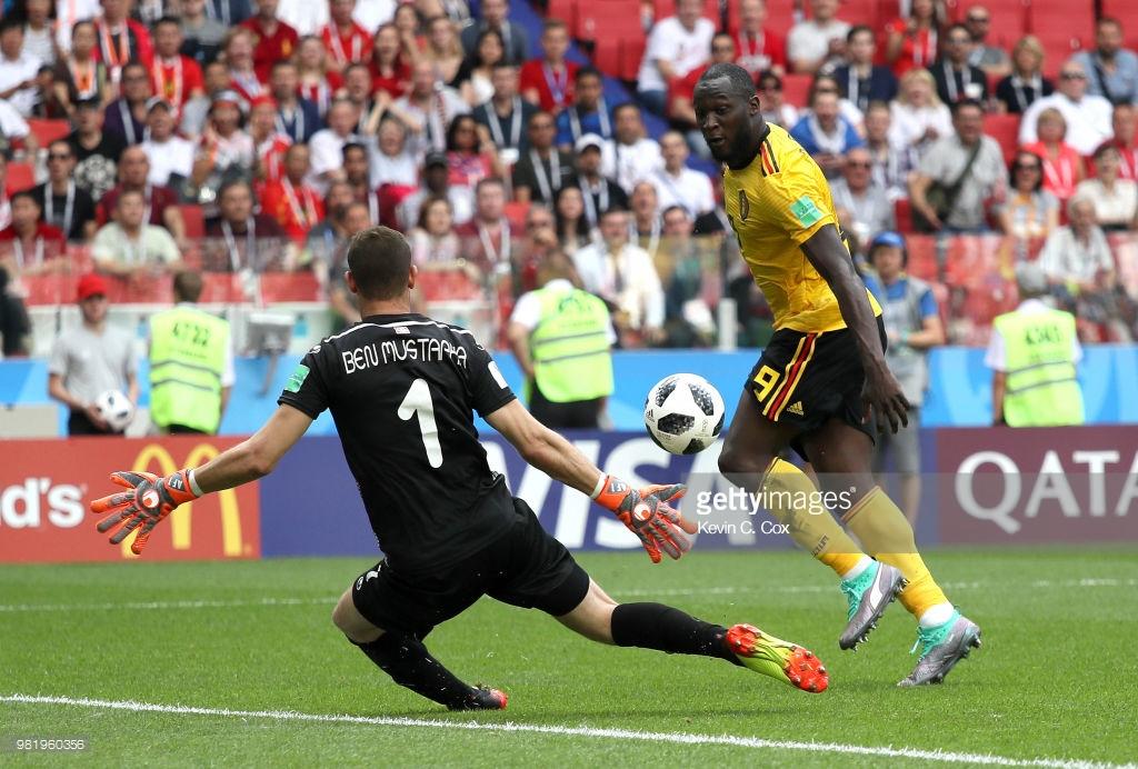 Lukaku Ronaldoya şərik oldu