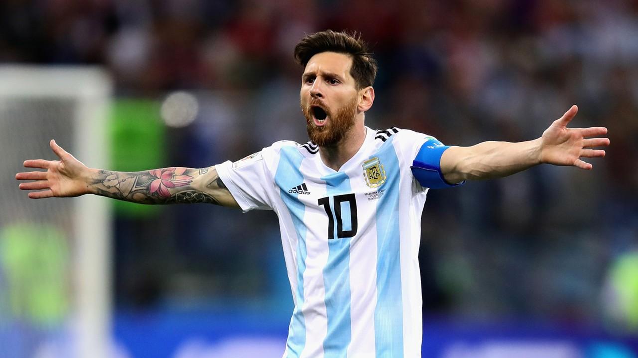 Messi cəzalandırıldı
