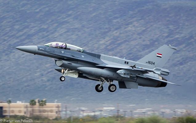 """""""F-16""""lar İŞİD liderlərinin toplantısını vurdu"""
