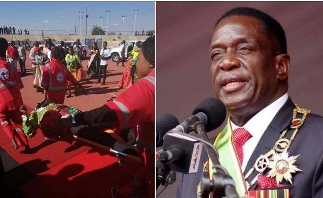 Zimbabve prezidentinə sui-qəsd edilib
