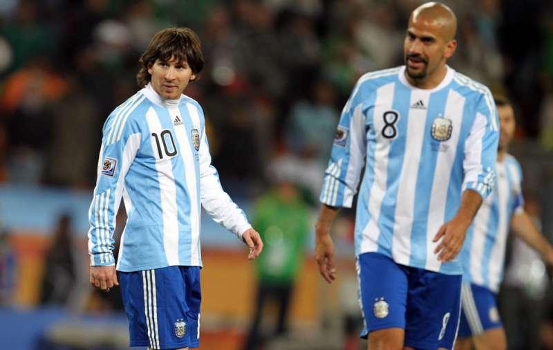 """Messi lider deyil"""